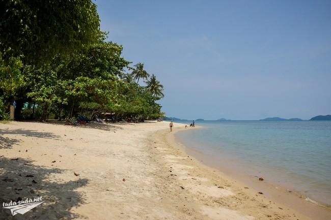 клонг клой пляж