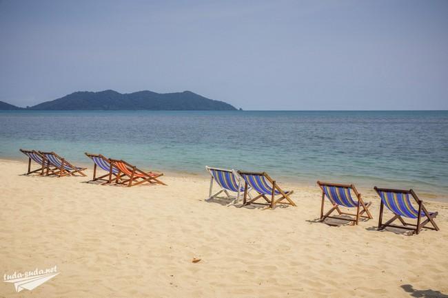 beach ko chang