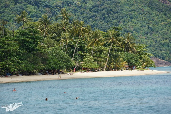 пляж Клонг Клой Ко Чанг