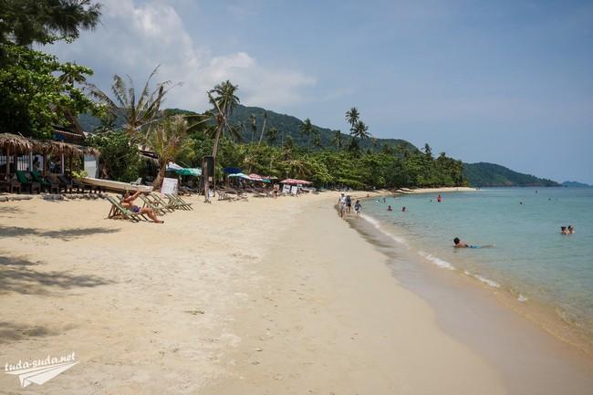 khlong kloy ko chang
