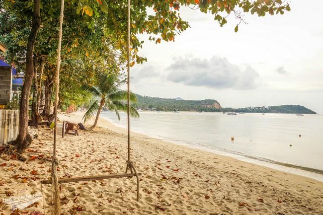 Пляж Банграк Самуи