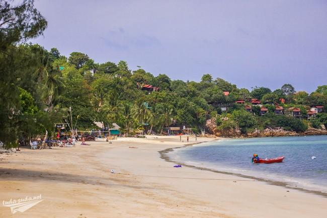 пляж Yao Панган