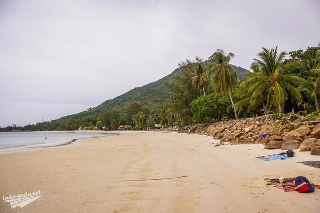 пляж Чалоклум
