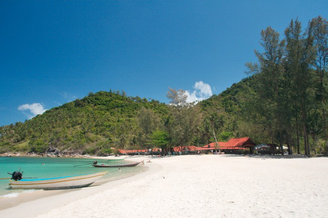 пляжи Пангана - Боттл Бич