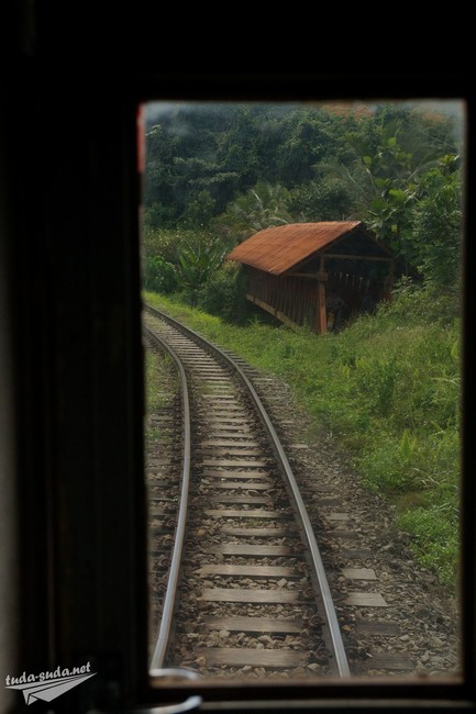 железная дорога Борнео