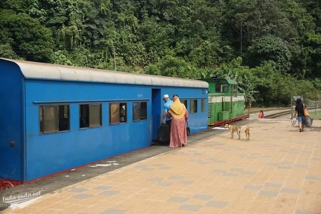 Железная дорога Северного Борнео