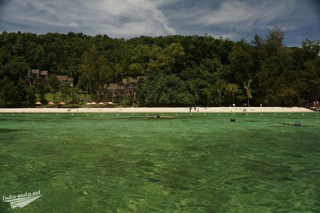 Морской парк Тунку Абдул Рахман