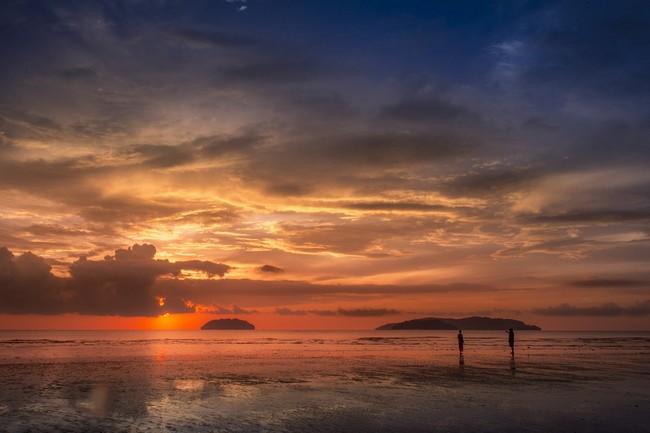 Пляжи Кота-Кинабалу