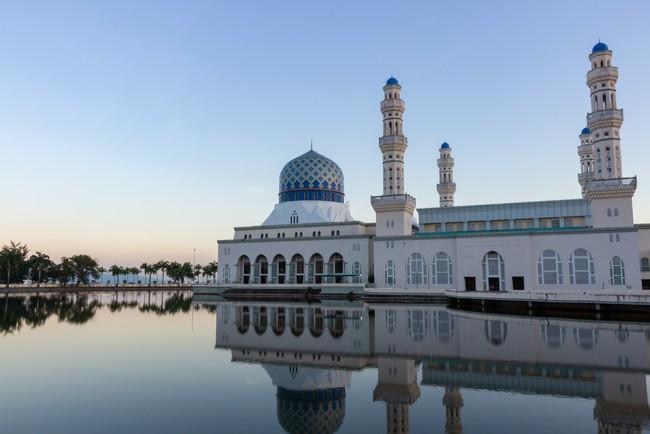 мечеть Кота-Кинабалу
