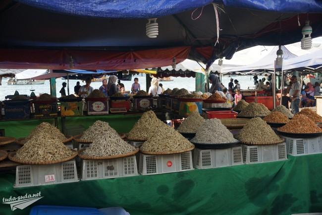 Market KK Malaysia