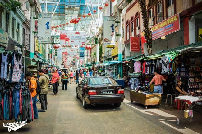 Улица Petaling