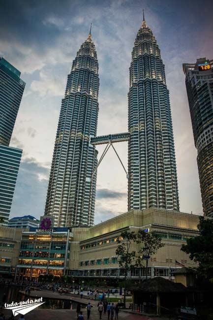 Башни Куала-Лумпур
