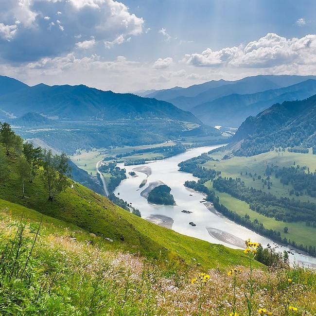 куда поехать на Алтай летом