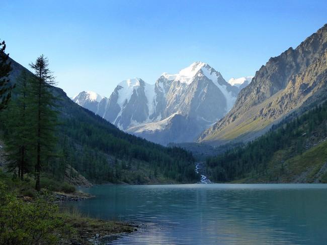 Шавлинское озеро Алтай