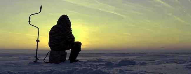 зимняя рыбалка Астрахань