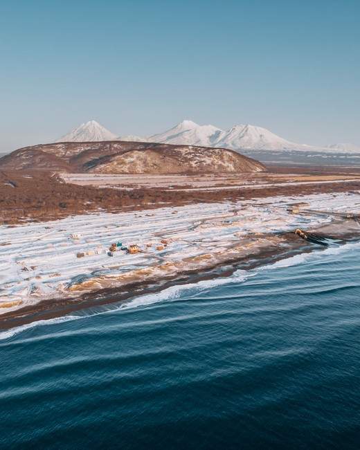 отдых на Камчатке зимой