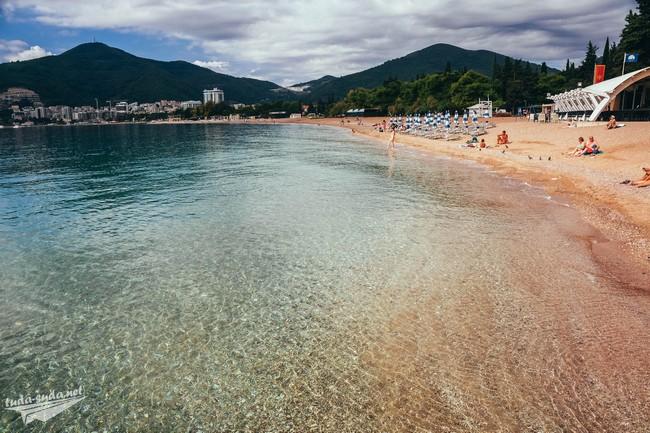 курорты Черногории - Будва