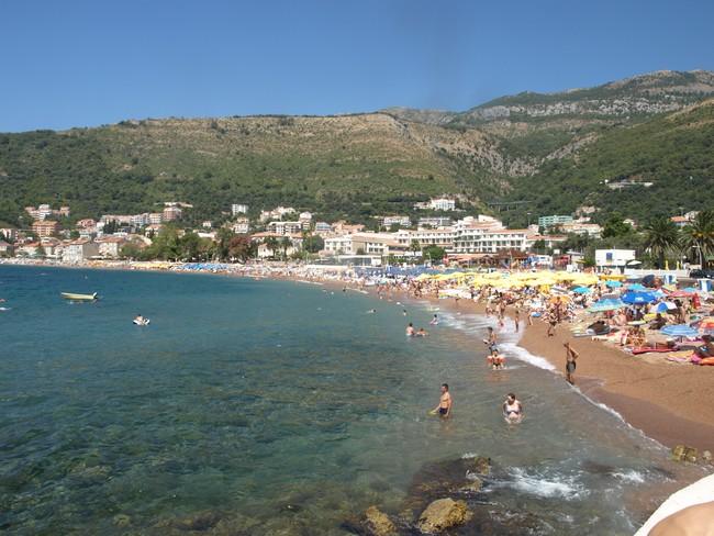 Курорты Черногории на море