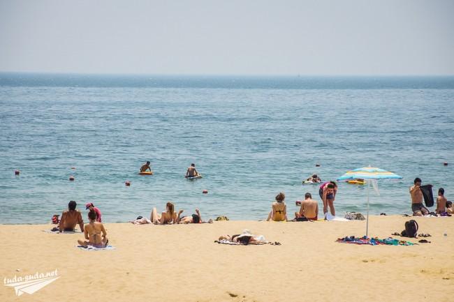Пусан пляжи