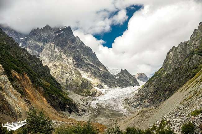 Горы Сванетия фото