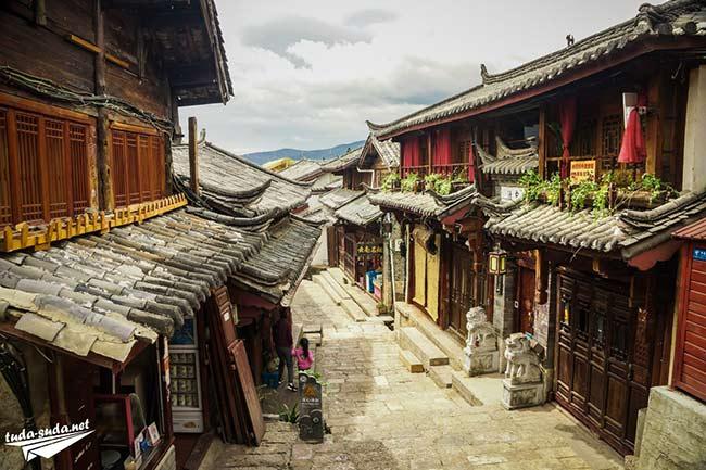 Старый город Лицзян
