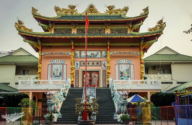 Пагода в Дуонг Донг Фукуок