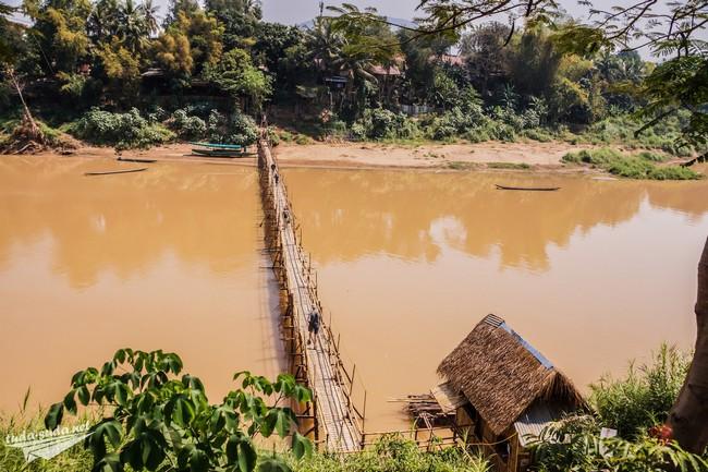 Лаос джунгли