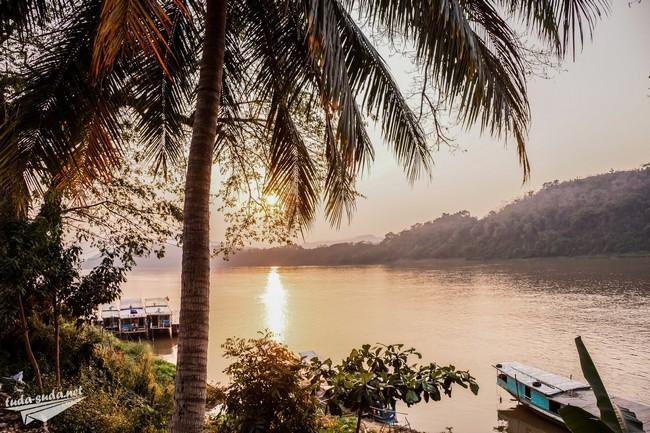 река Меконг фото