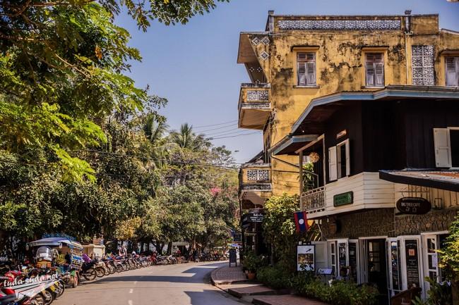 Старый город Луанг Прабанг