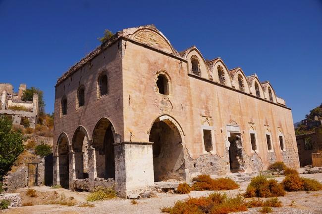 Церковь в Каякёй