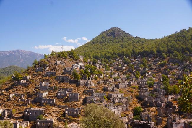 Заброшенный город Каякёй
