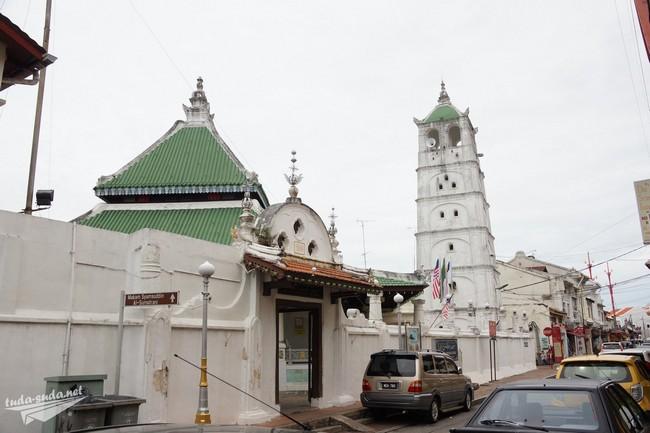 мечеть Малакка