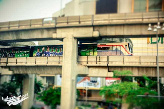 BTS Бангкок
