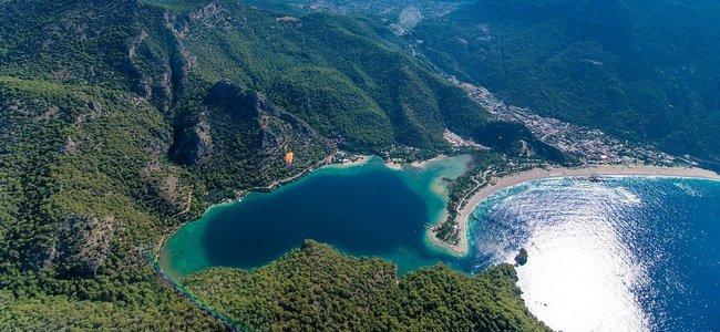 Олюдениз Турция
