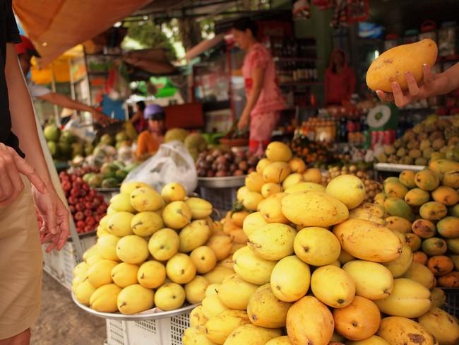 фрукты фукуок