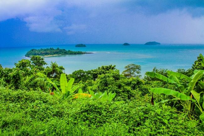 Смотровая площадка на пляже Кай Бей, остров Ко Чанг