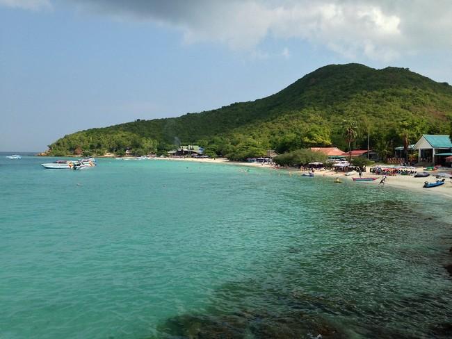 Пляж Tien Ко Лан