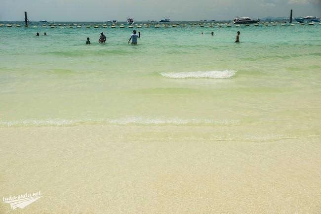остров Ко Лан пляжи