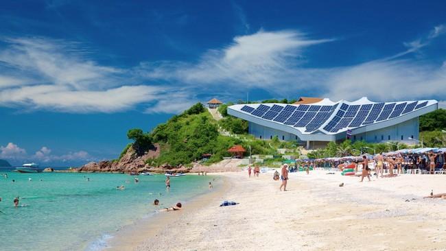 Samae Beach Ко Лан