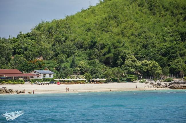 отдых на острове Ко Лан