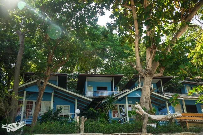 отели острова Самет