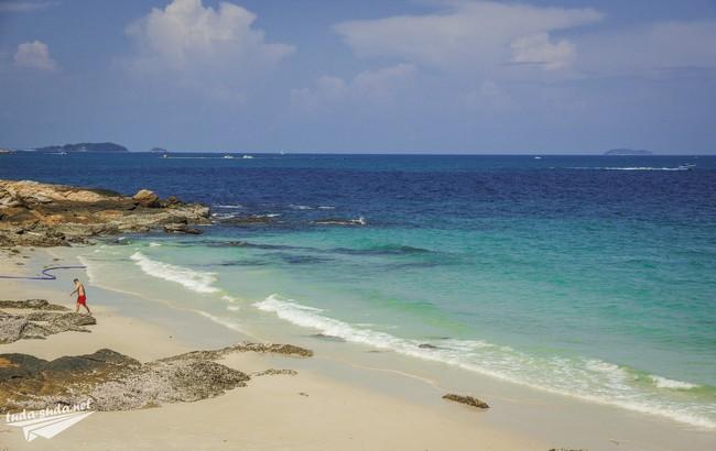 Пляж Нуан остров Самет