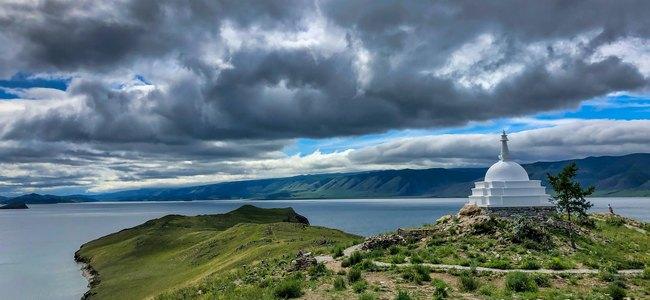Остров Огой Байкал