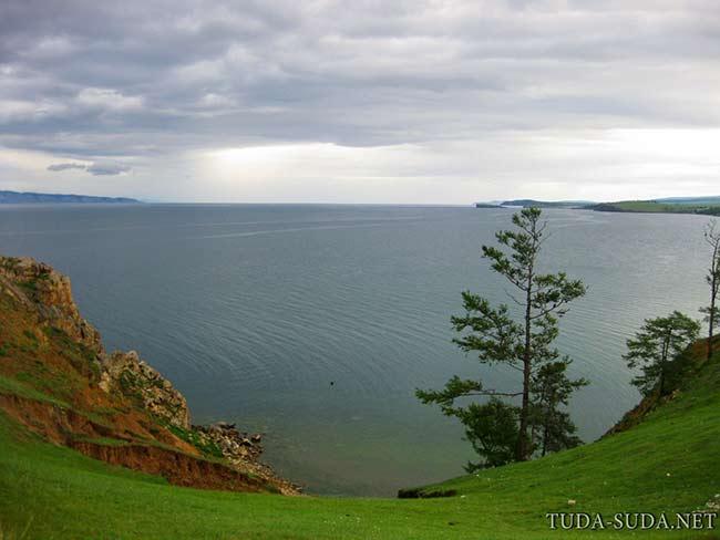 Малое море Ольхон