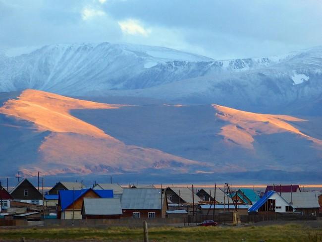 Кош-Агач Алтай