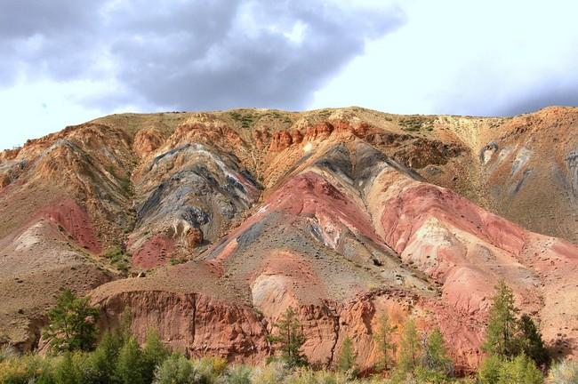 Марс на Алтае