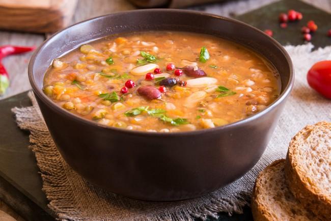 Алтайский суп Кочо