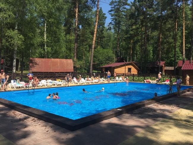 База отдыха на на Алтае с бассейном