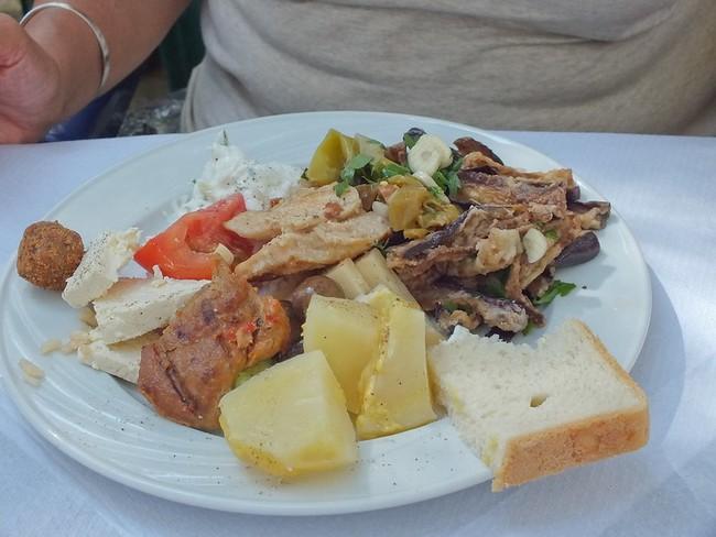 еда в Албании
