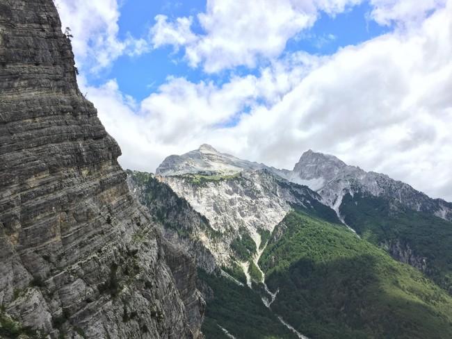 Албанские Альпы фото